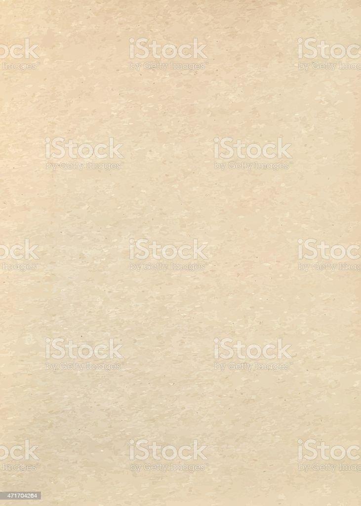 Paper vintage beige recycled background vector art illustration