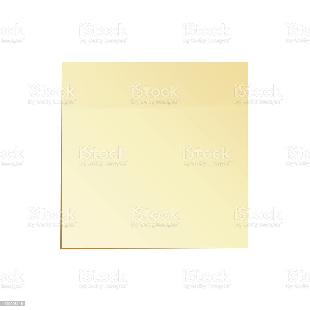 Free vector graphic sticky note note info paper free image on - Equipment Information Medium Letter Mail Message Paper Work Notes Isolated Vector Sticky Note Illustration On White Background Royalty Free Stock
