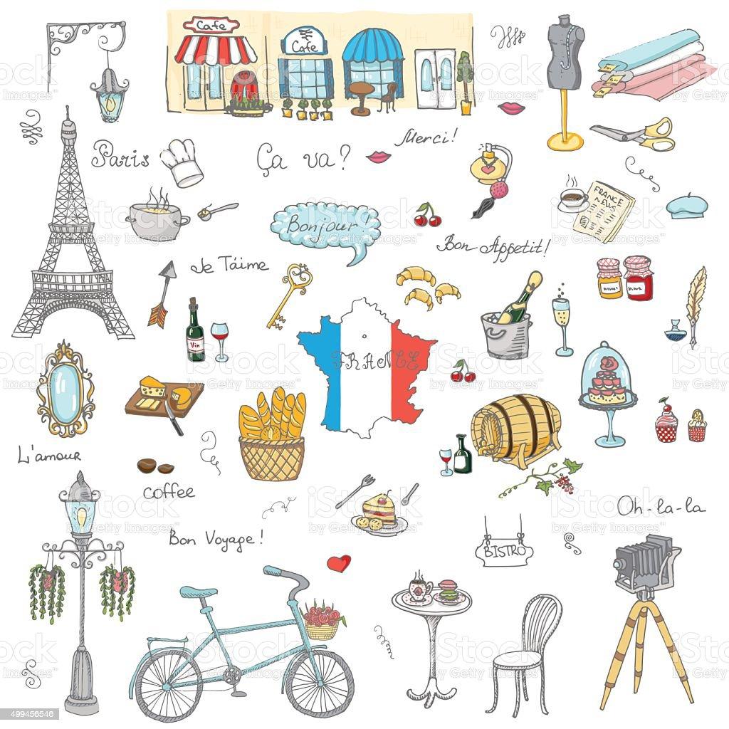 Französische küche comic  Französische Küche Vektorgrafiken und Illustrationen - iStock