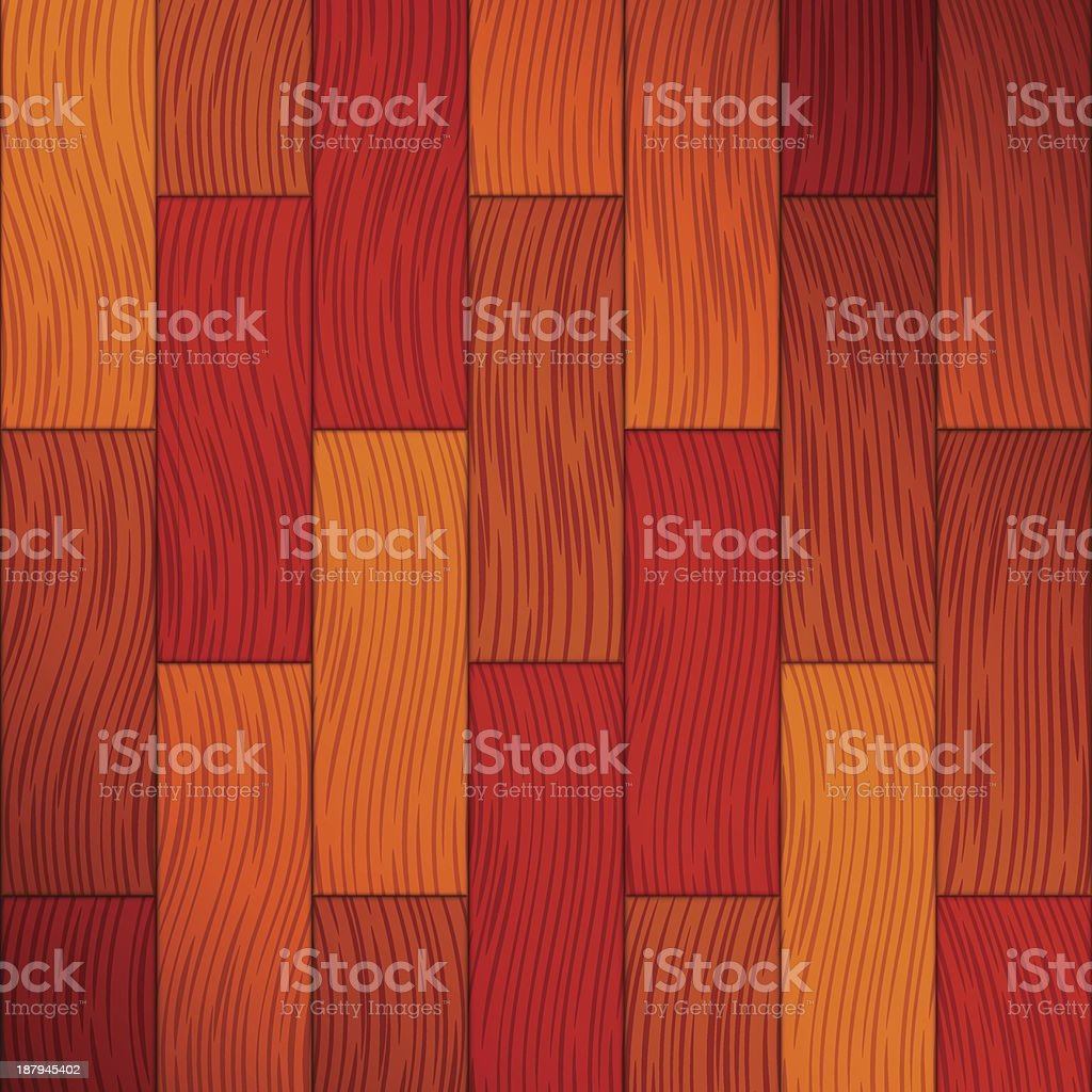 Parquet background royalty-free stock vector art