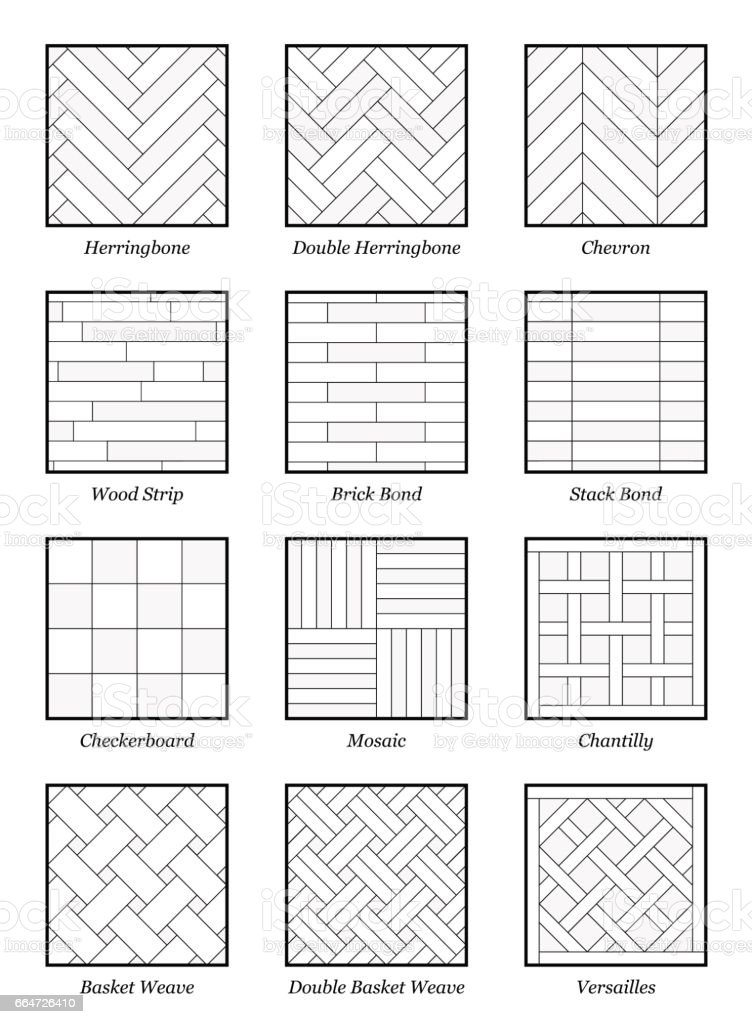 herringbone floor clip art  vector images  u0026 illustrations