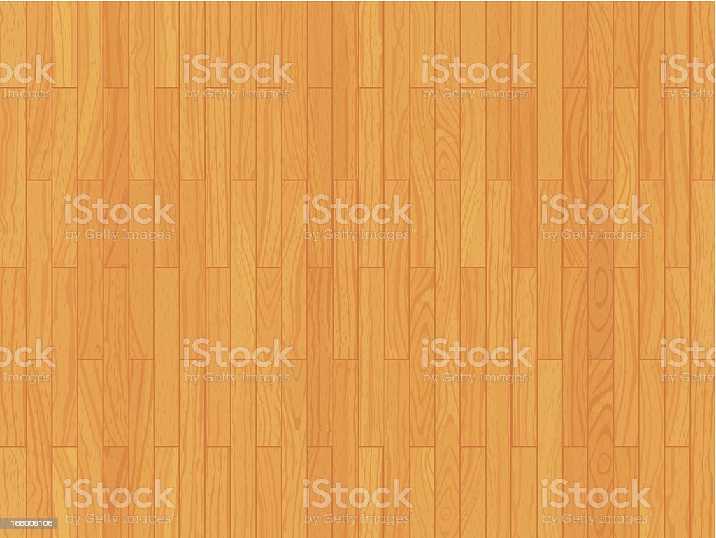 Parquet Texture Floor vector art illustration