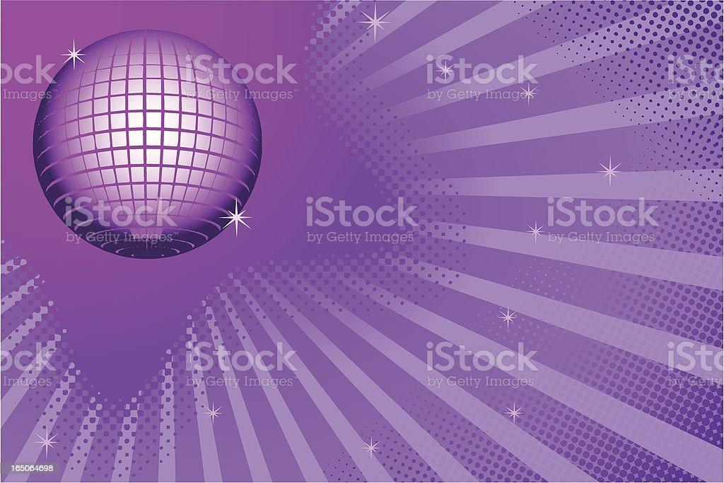 Party ball royalty-free stock vector art