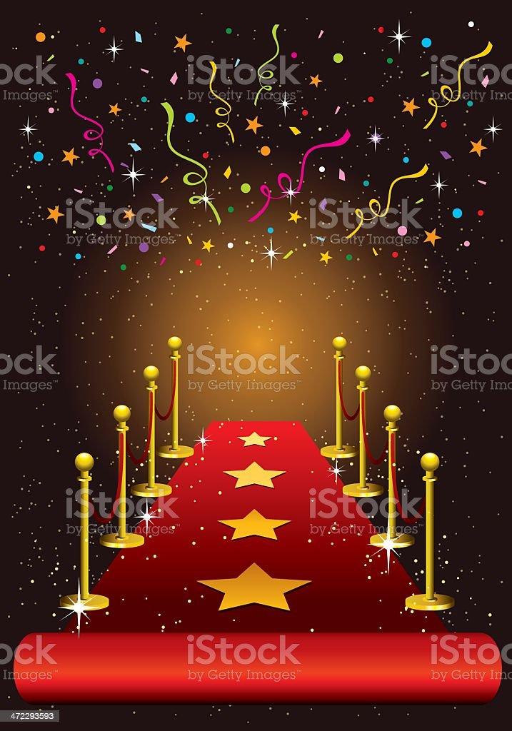 Party Celebration vector art illustration