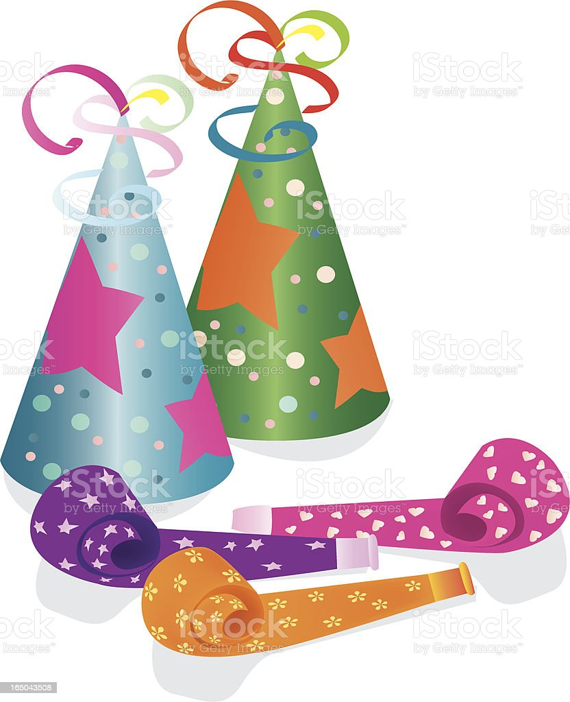 Party Goods vector art illustration