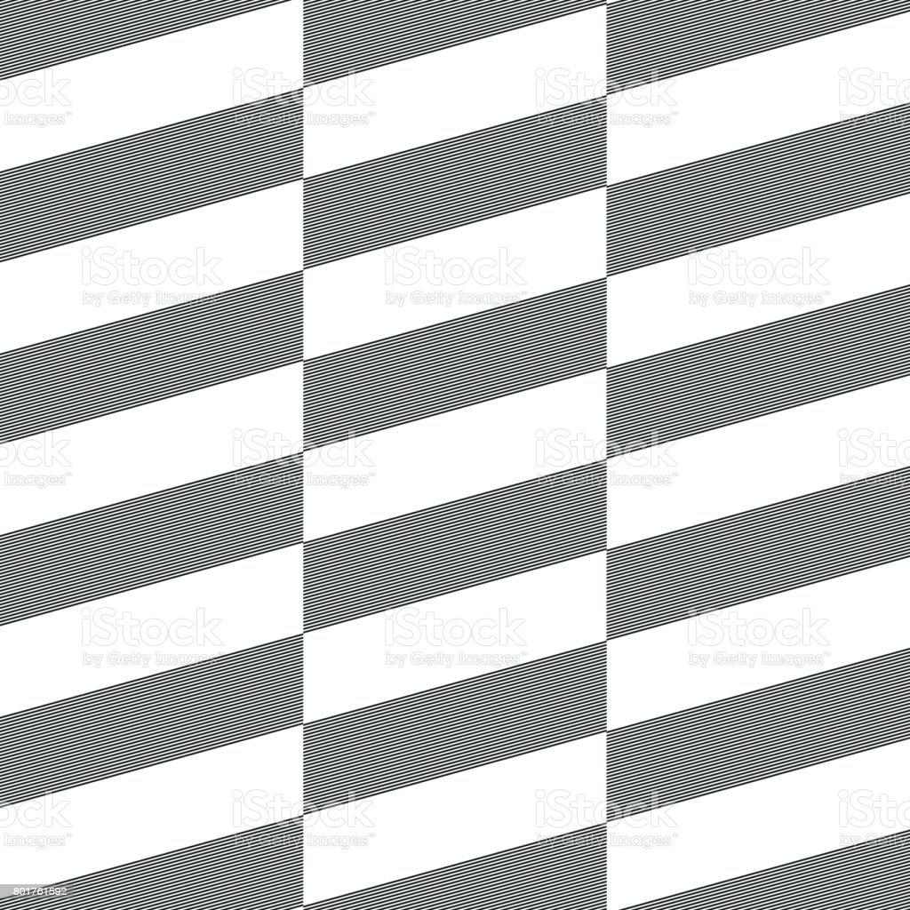Pattern background vector. Geometric black design element vector art illustration