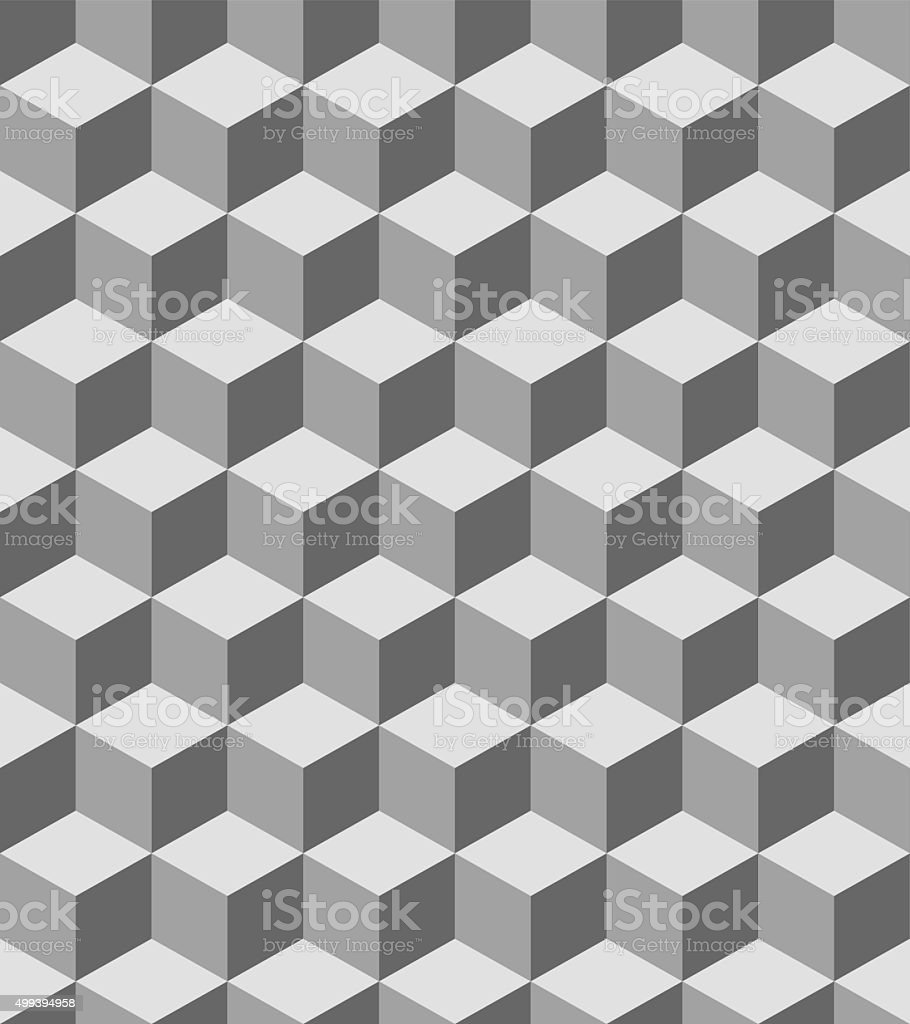 Pattern cube background 01 stock photo