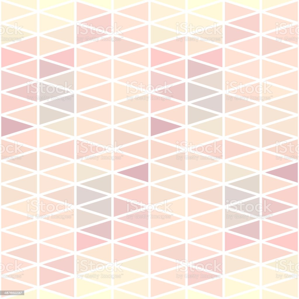 pattern geometric. Background with triangles royalty-free stock vector art