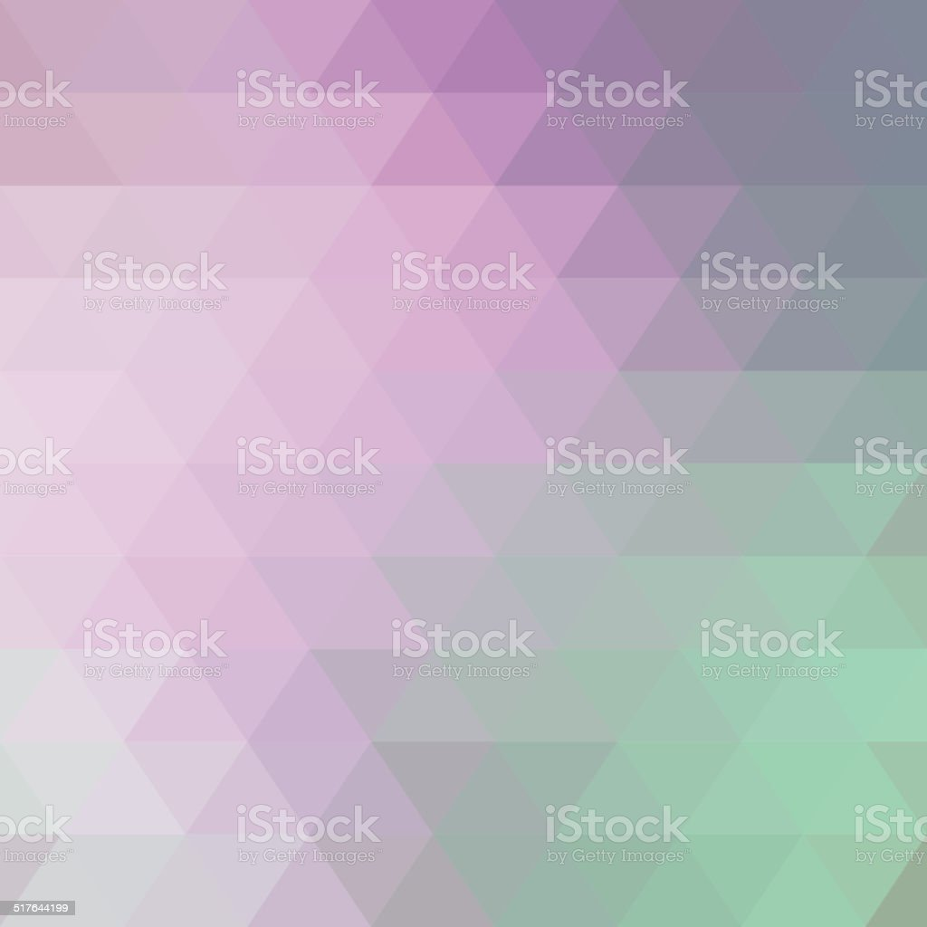 pattern geometric. Background with triangles vector art illustration