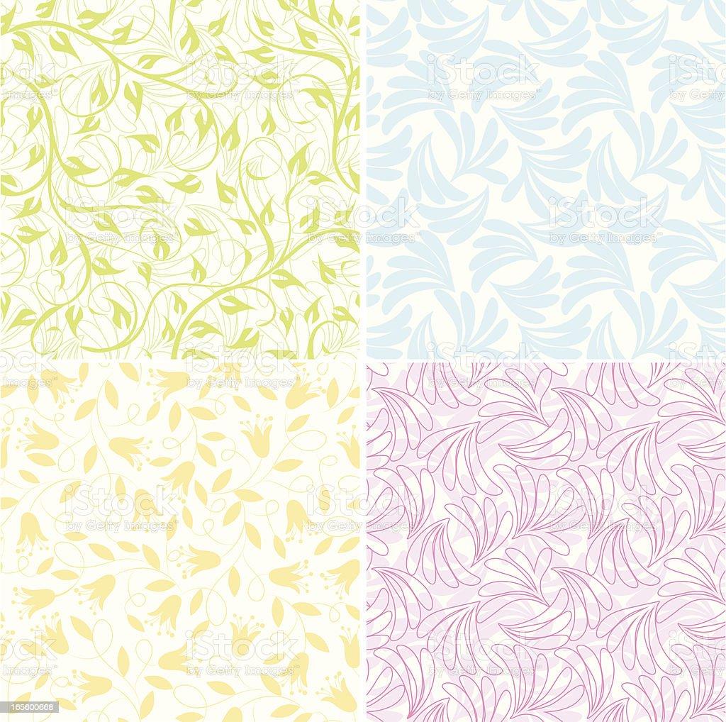 Pattern mix . royalty-free stock vector art