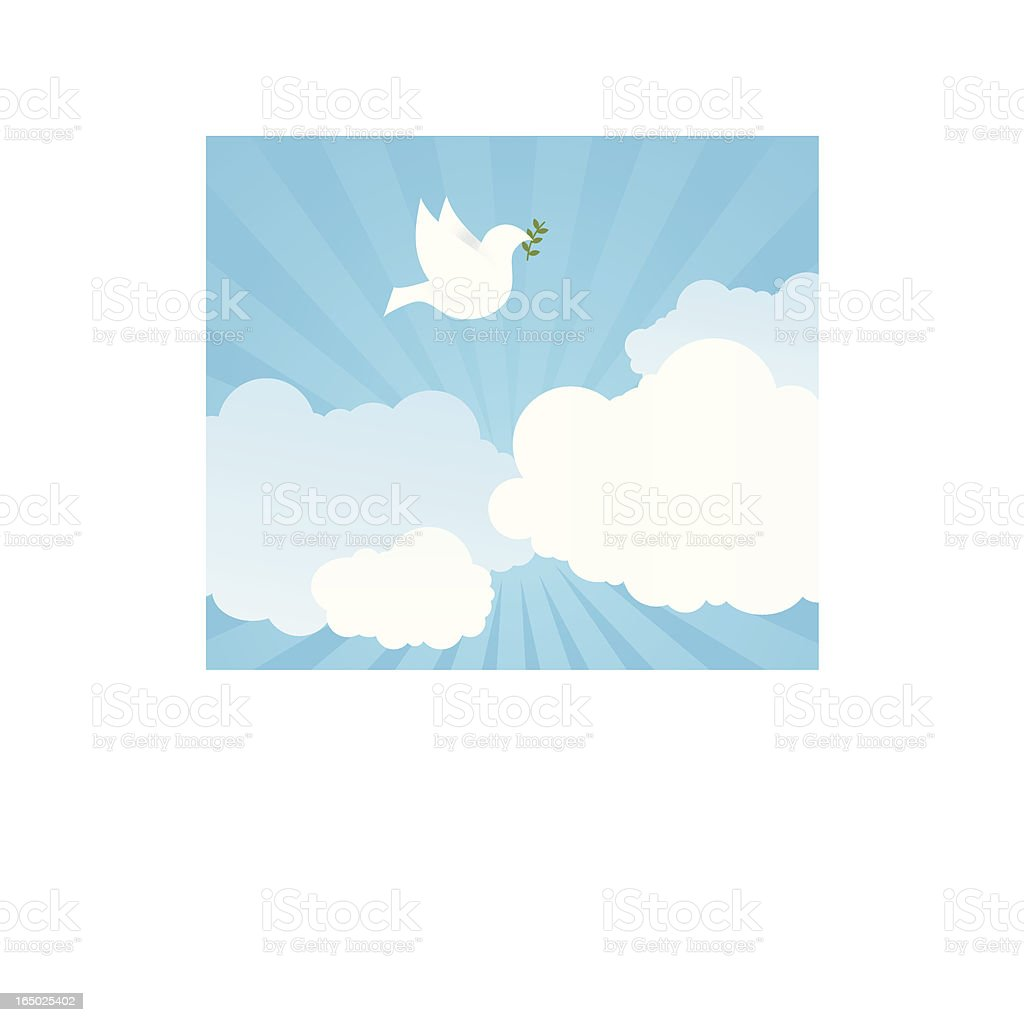 peace royalty-free stock vector art