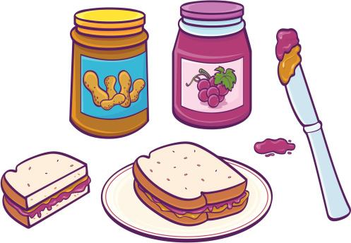 Peanut Butter Clip Art, Vector Images & Illustrations - iStock