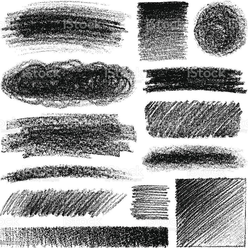 Pencil drawing royalty-free stock vector art
