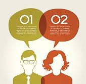人コミュニケーションのベクトル