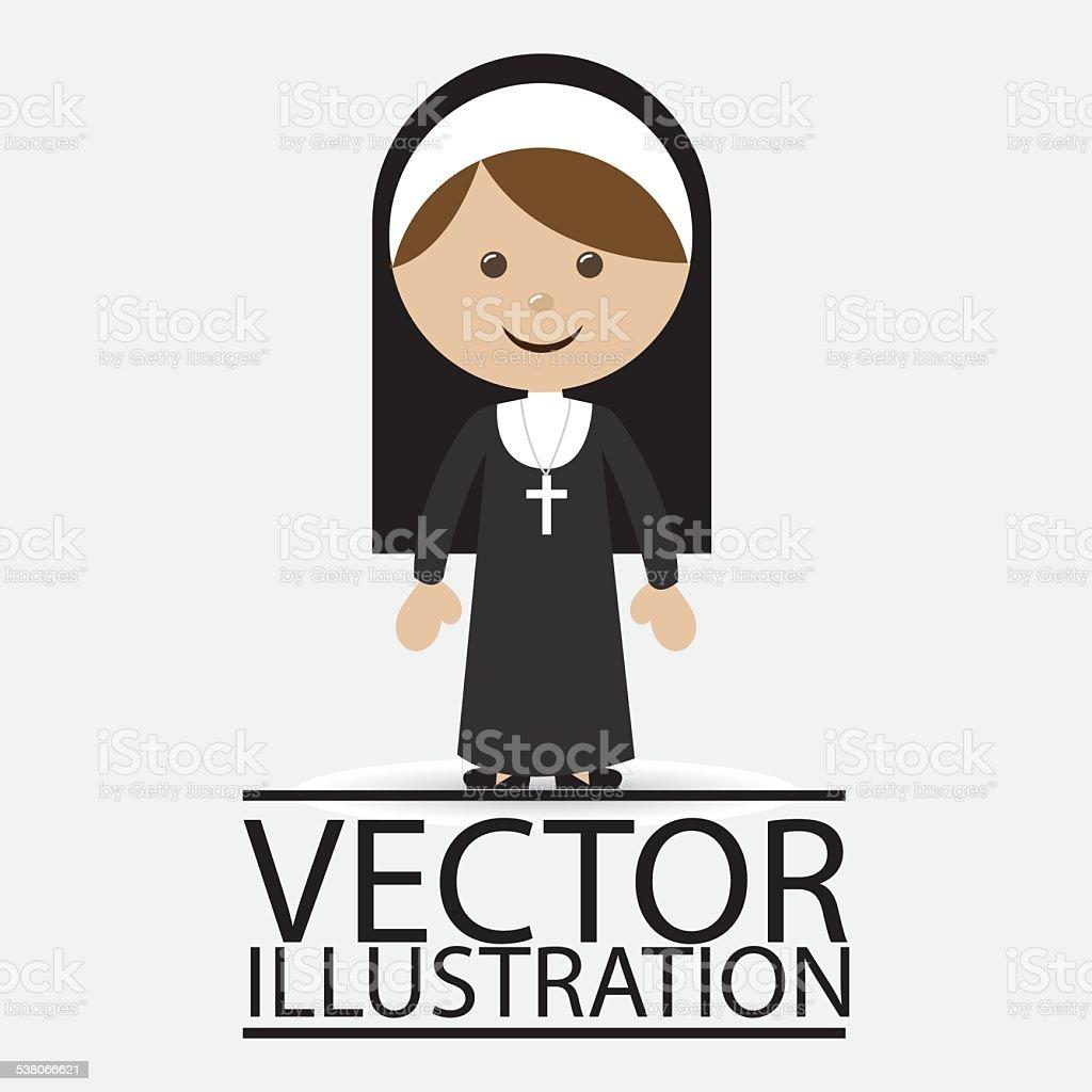 People design over white background vector illustration vector art illustration