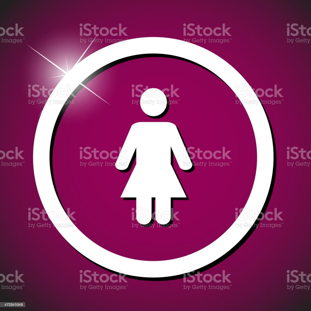 people icon vector  illustration royalty-free stock vector art