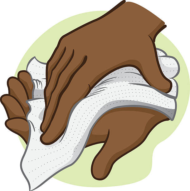 drying hands with paper towel clipart - Jaxstorm.realverse.us