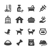 Pets Icons - Acme Series