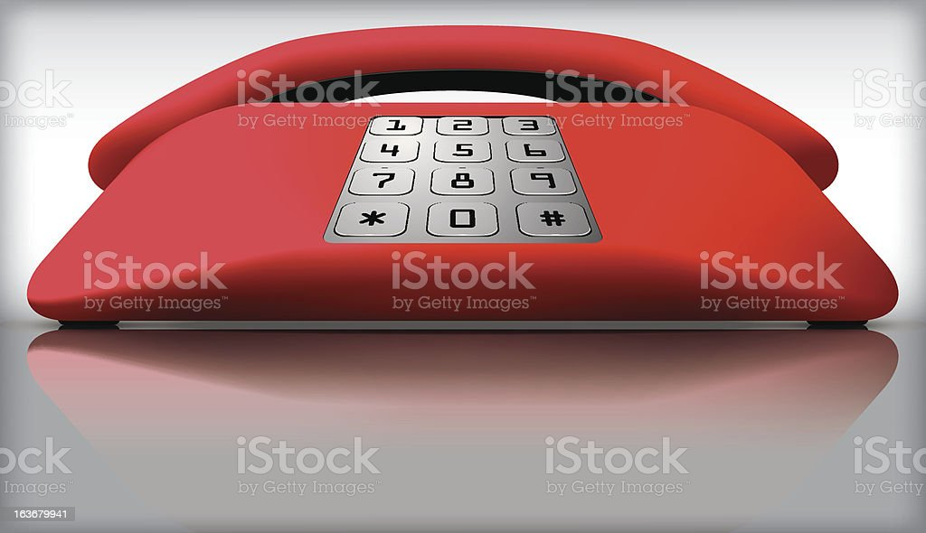 phone vector royalty-free stock vector art