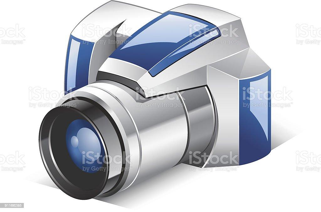 photo camera royalty-free stock vector art