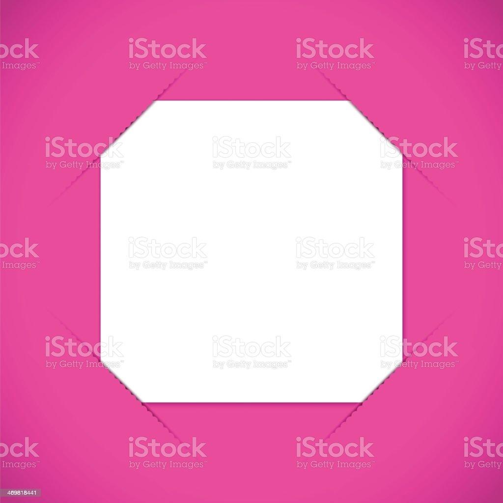 Photo frame corners. Vector. royalty-free stock vector art