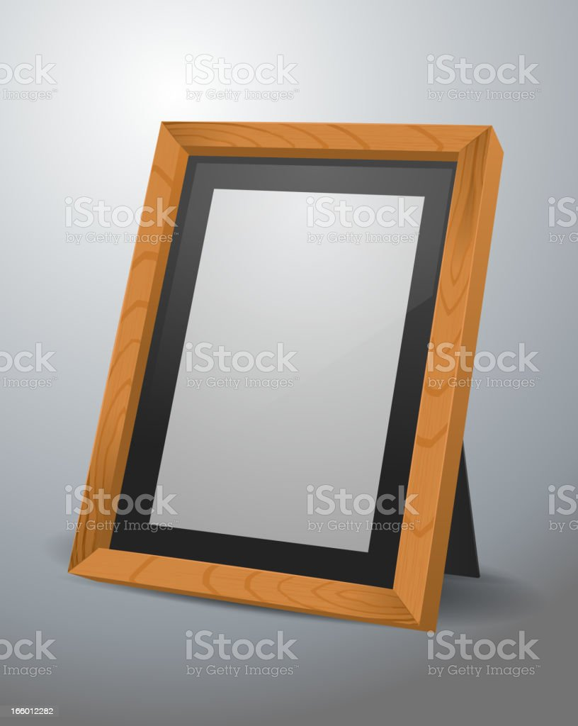 Photo frame royalty-free stock vector art