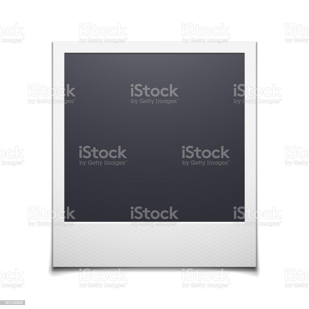 Photo frame royalty-free stock vector art