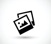 Photos/ images/ jpg icon vector illustration