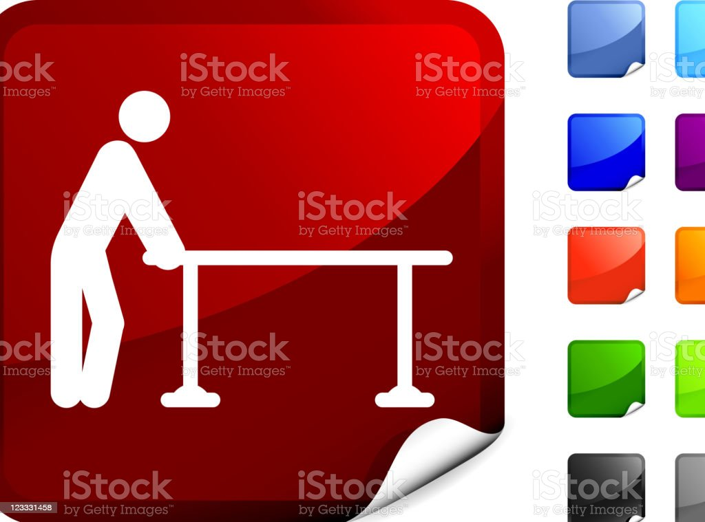 physical therapy internet royalty free vector art royalty-free stock vector art