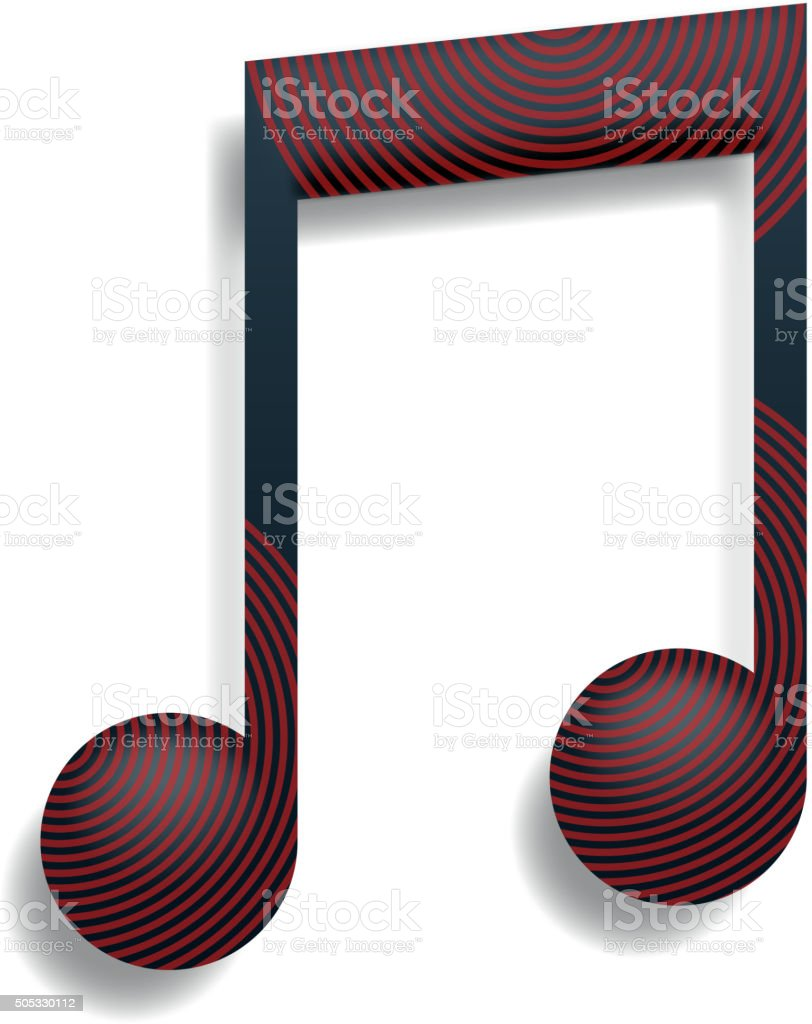 picture of piano 01 vector art illustration
