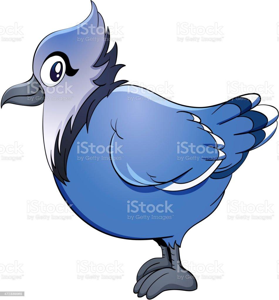 Pigeon royalty-free stock vector art