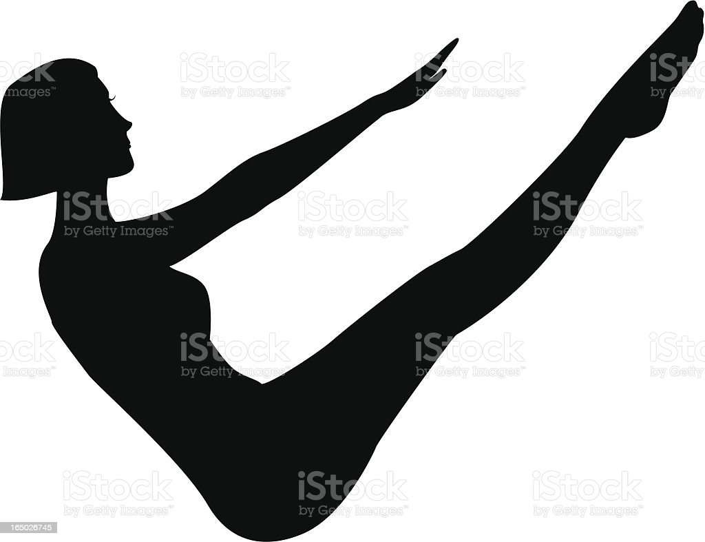 Pilates Clip Art, Vector Images & Illustrations - iStock