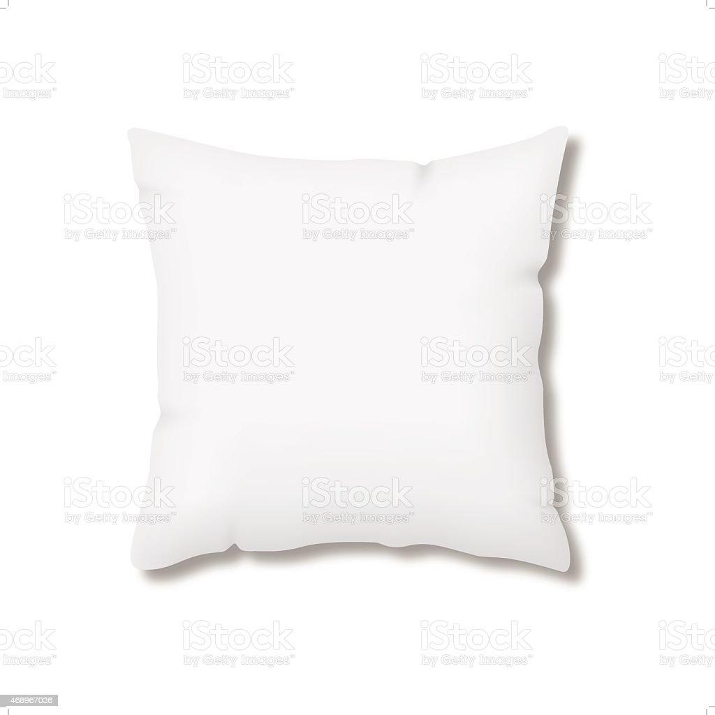 Pillow vector art illustration
