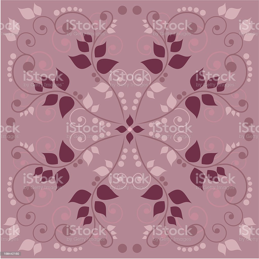 pink background royalty-free stock vector art