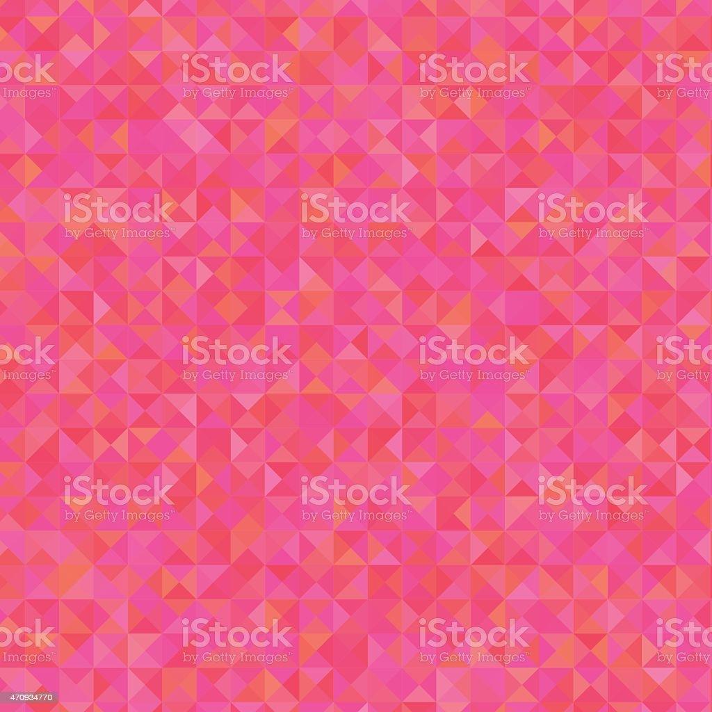 Pink Background vector art illustration
