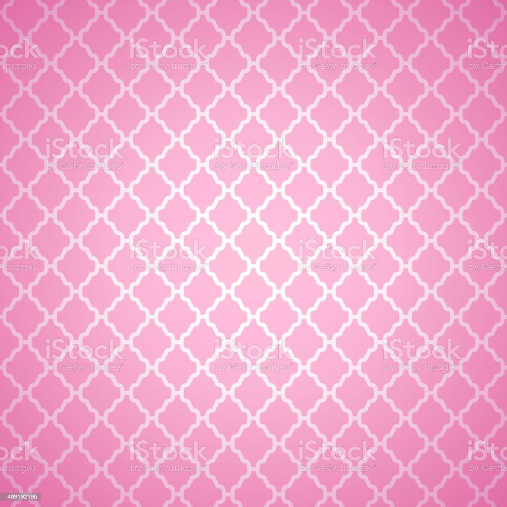 Pink cloth texture background. Vector illustration vector art illustration