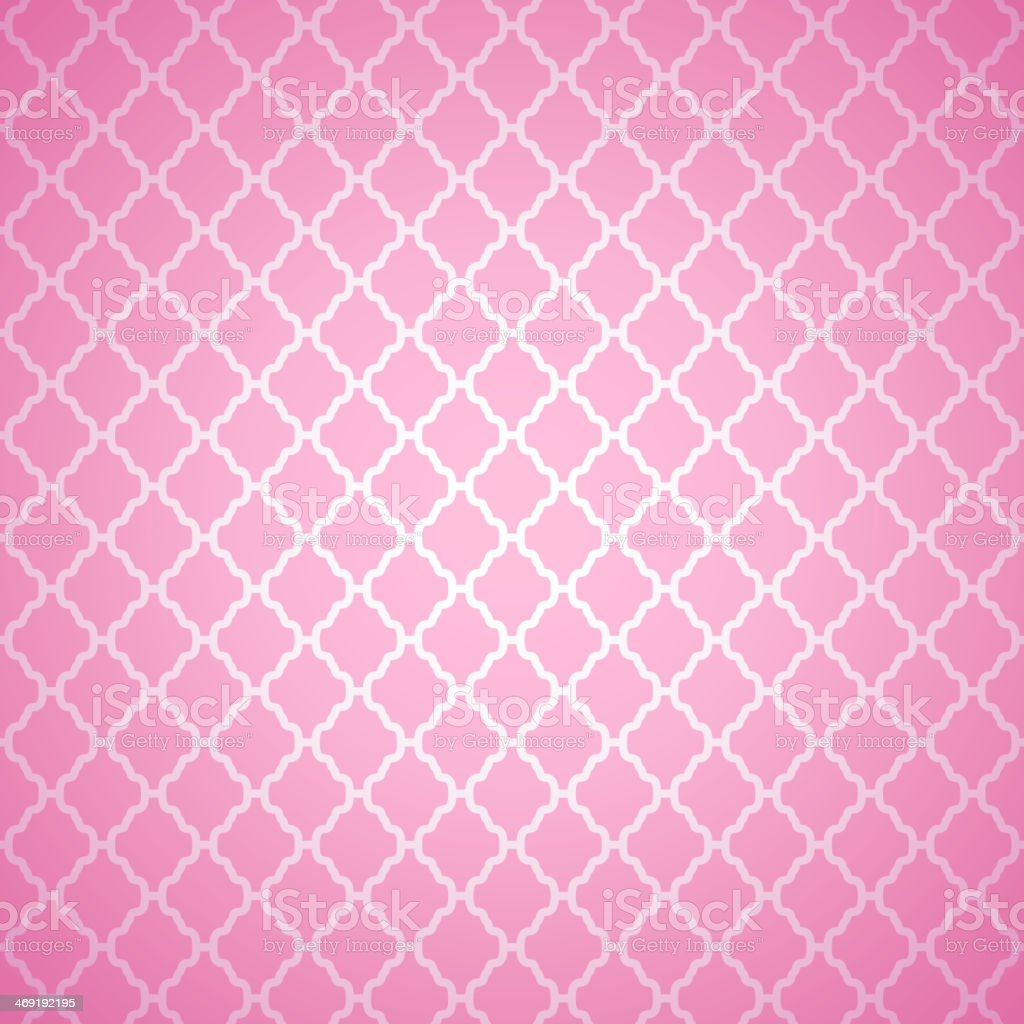 Pink cloth texture background. Vector illustration vector art illustration
