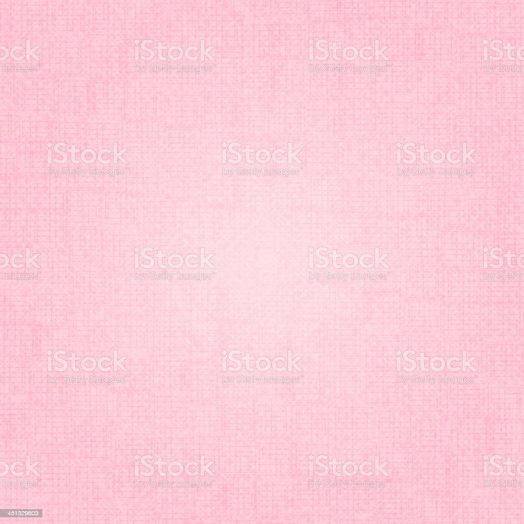 Pink fabric vector art illustration