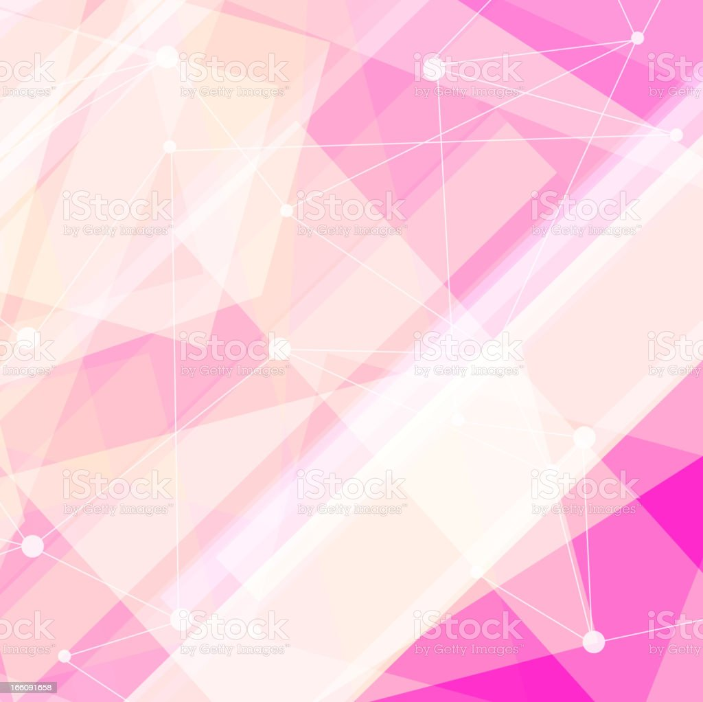pink technology background royalty-free stock vector art