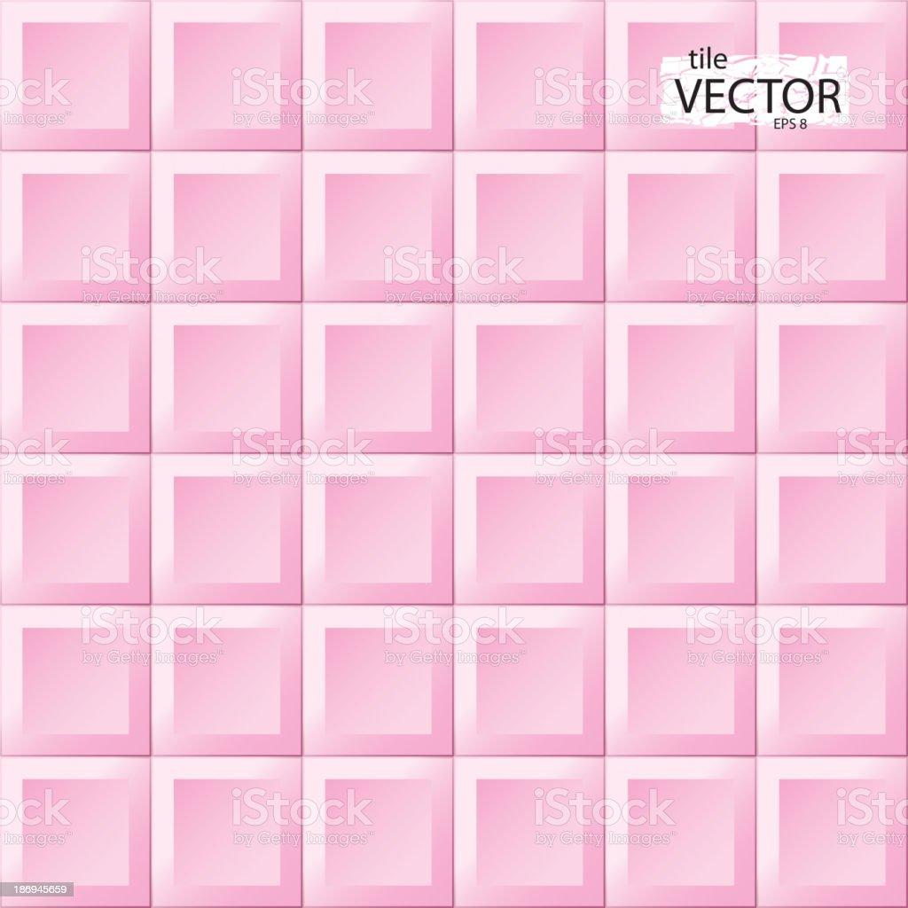 azulejos rosa patrn illustracion libre de derechos libre de derechos