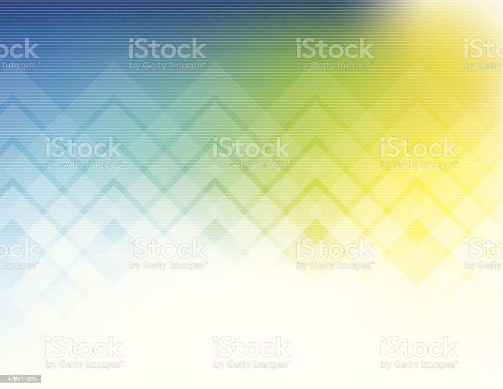 Pixels background royalty-free stock vector art