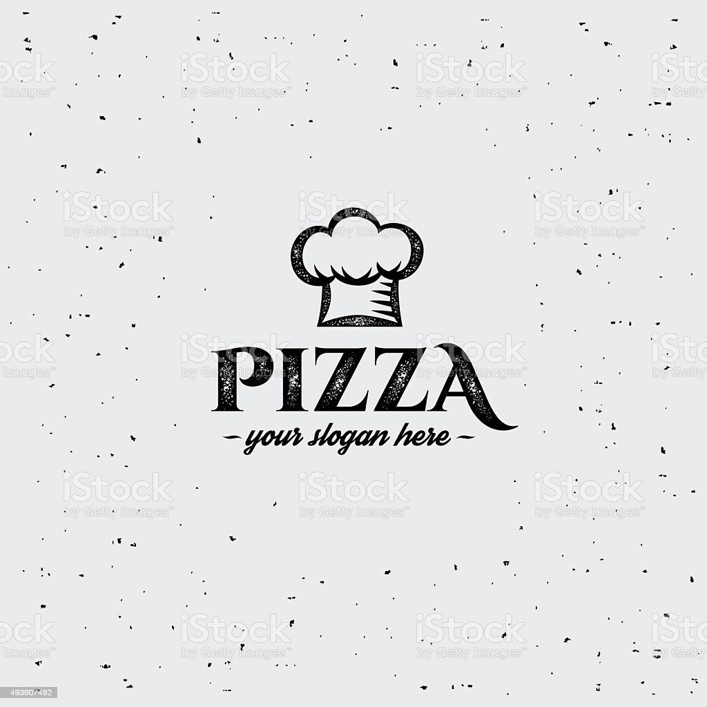 PizzaG vector art illustration