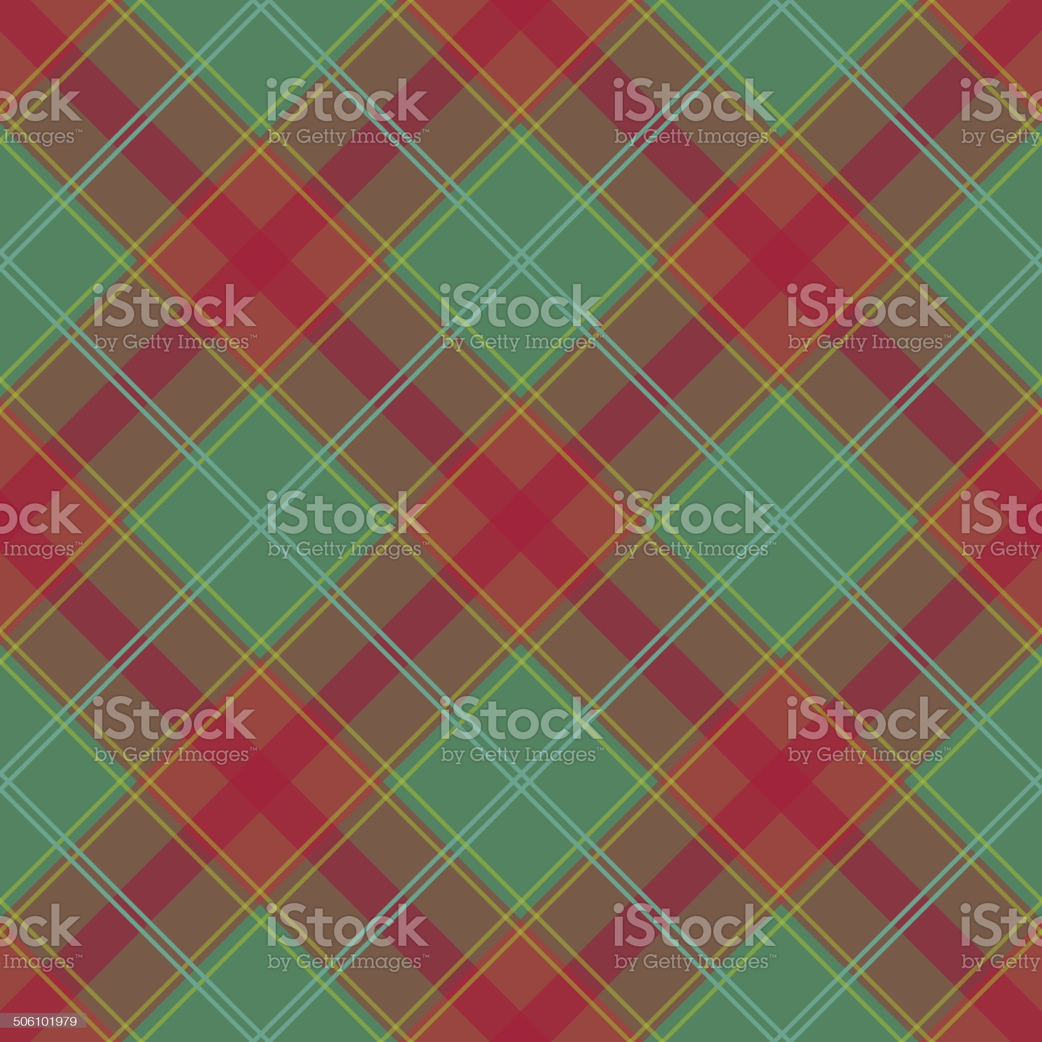 Plaid Fabric. Tartan. Checkered vector background. Abstract Seamless pattern. royalty-free stock vector art