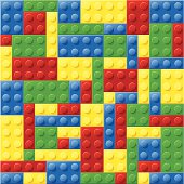 plastic blocks