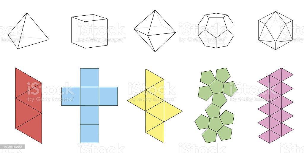 Геометрическая фигура куб своими руками 94