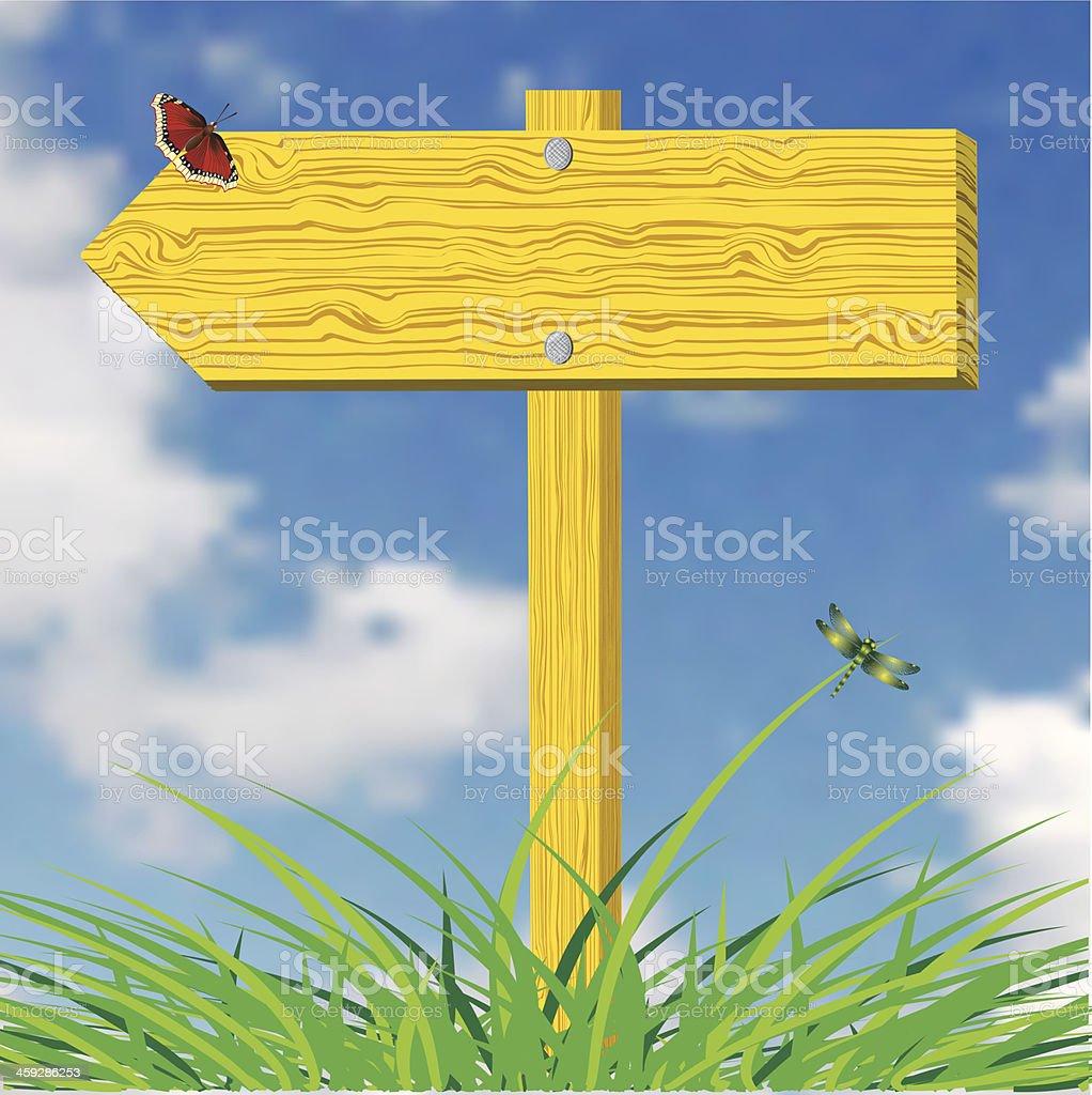 Pointer directions. Vector illustration. vector art illustration
