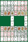 Poker full deck