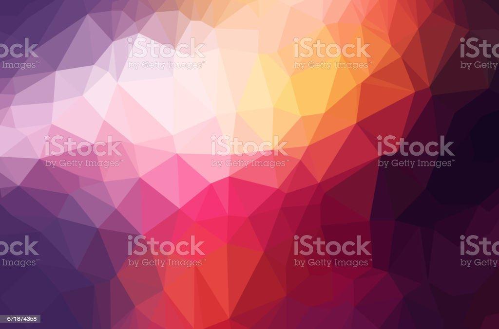 Polka Dot Pattern. Vector Background vector art illustration