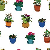pots pattern