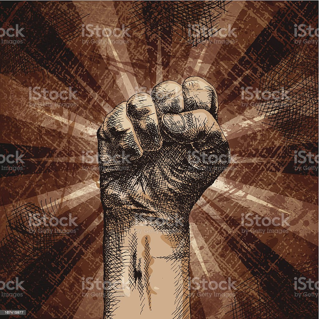 power to the people royalty-free stock vector art